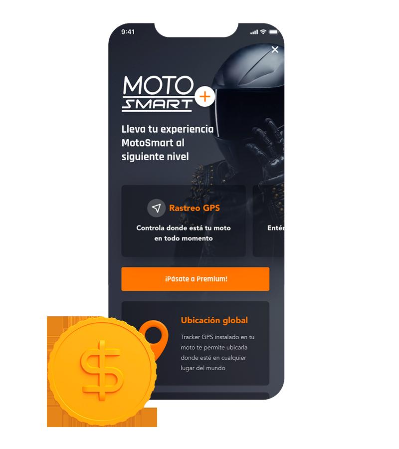 MotoSmart APP