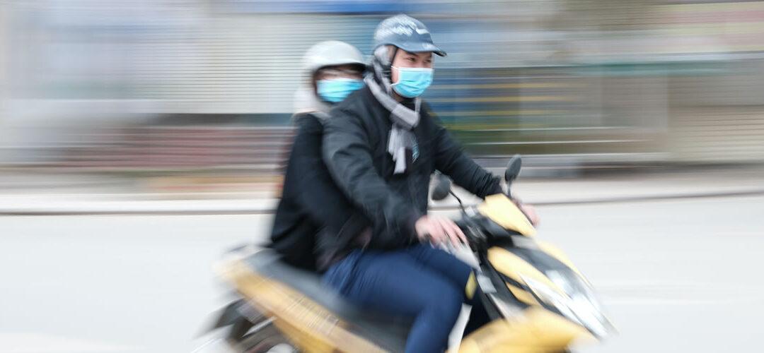 Consejos para conducir moto con acompañante
