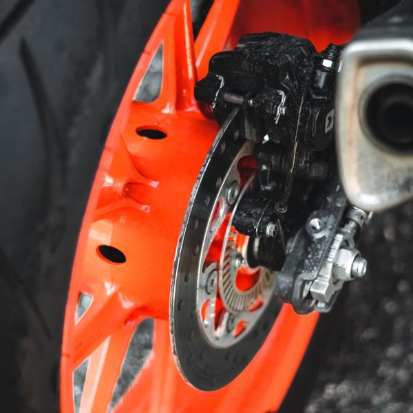 Pastillas de freno para moto