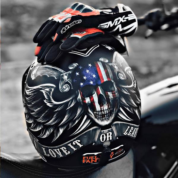 Seguridad en la conducción de motos